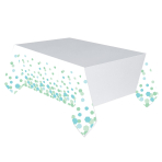 Table Cover Shimmering Party Plastic