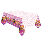 Tablecover Pink Paw Patrol USA137 x 243cm