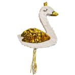 Pull Pinata Swan Paper 40 x 46 x 7 cm