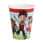 8 Cups Paw Patrol 250 ml
