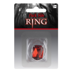 Costume Accessory Ring Vampire One Size