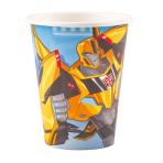 8 Cups Transformers RID Paper 266 ml