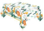 Paper Tablecover Get Wild 120 x 180 cm
