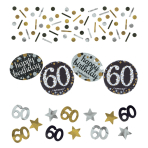 Confetti 60 Sparkling Celebration - Silver & Gold 34 g