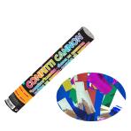 Party Popper Multicolour Paper / Foil 30 cm