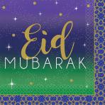 16 Napkins Eid 25 x 25 cm