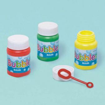 6 Party Bubble Tubes