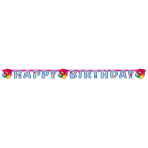 Letter Banner Ballon Party 2 Paper 179 x 13cm