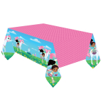 Tablecover Nella The Princess Knight Plastic 120 x 180 cm