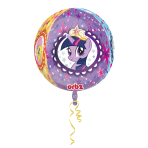 Orbz My Little Pony Foil Balloon G40 Packaged 38 x 40 cm