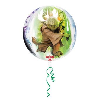 "Orbz XL ""Star Wars"" Foil Balloon, G40, packaged, 38 x 40 cm"