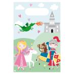 8 Paper Bags Princess & Knight