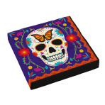 16 Napkins Paper Day Of The Dead 2021 33 x 33 cm